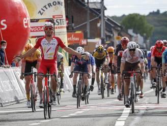 KOERS KORT. Gibbons wint Trofeo Calvia - Jordi Meeus wint tweede etappe in Ronde van Hongarije - Laporte sprint naar zege op Circuit de Wallonie