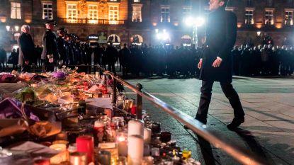 Vijfde slachtoffer overleden na aanslag in Straatsburg