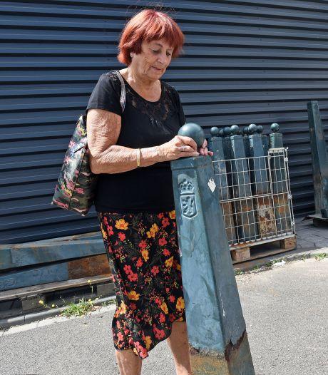 Gelukkigen halen paaltjes uit Hulster straten op, 'Wat ik er mooi aan vind? Eigenlijk niks'