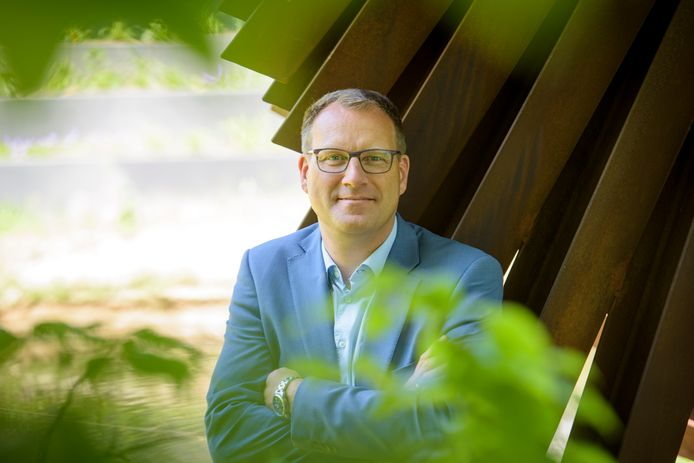 Arno Uijlenhoet, wethouder van Waalre.