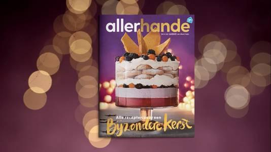 Cover van de Allerhande die vanaf 6 december in de winkel ligt.