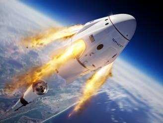 SpaceX lanceert de 'Crew Dragon' met Amerikaanse astronauten aan boord: alle cijfers en details over historische ruimtevlucht