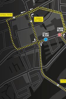 LIVE   Over de Erasmusbrug, via Westlandse kassen en langs het Binnenhof: Bekijk hier de Tour-plannen