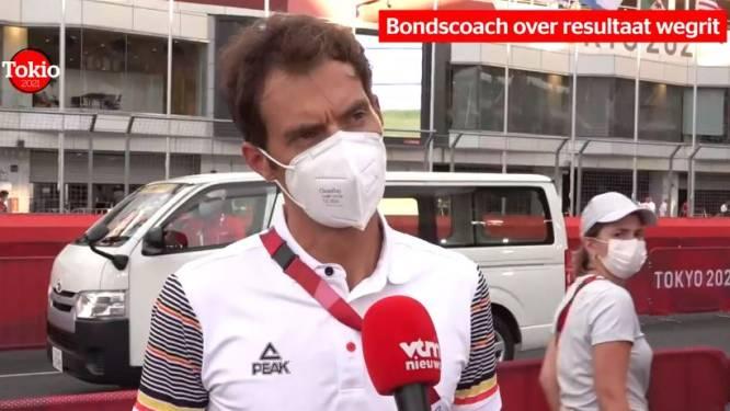 """Bondscoach Vanthourenhout: """"Zilver met een gouden randje"""""""