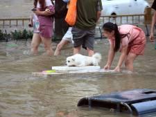 Dodental door noodweer in China loopt fors op naar ruim 300