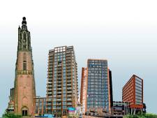 Wordt dit straks het hoogste gebouw van Amersfoort? In deze iconische stadsentree wil iedereen wel wonen