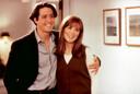 Hugh Grant en Julianne Moore in 'Nine Months'