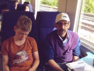 Tiener (13) zes keer over de kop met bewusteloze vader achter het stuur