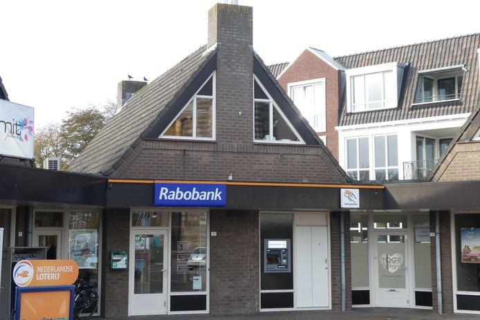 Rabobank wil met ontmoetingsplek in Gestel blijven.