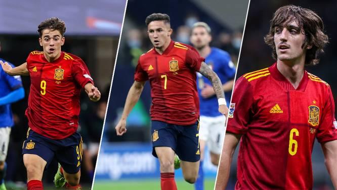 De jongste ooit bij La Roja en de sensatie van Villarreal: deze drie toptalenten zijn dé toekomst van het Spaanse voetbal