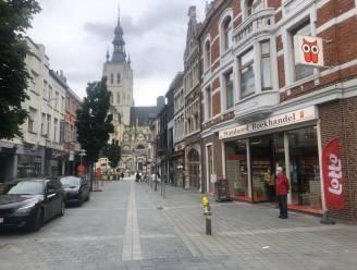 Stadscentrum Tienen deels afgesloten tijdens zomerbraderie
