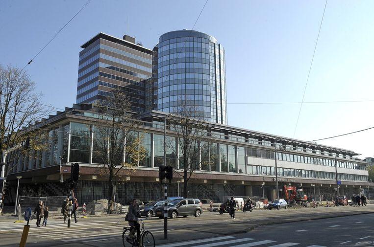 Het exterieur van De Nederlandse Bank. Beeld anp