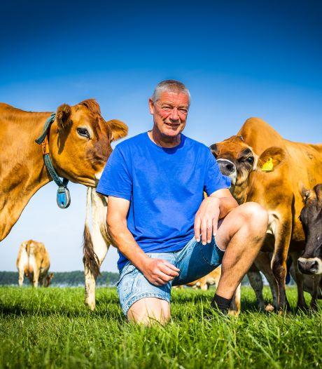 Collega's worden badend in zweet wakker, maar boer Henk (58) wil land best verkopen: 'Zitten op postzegel'