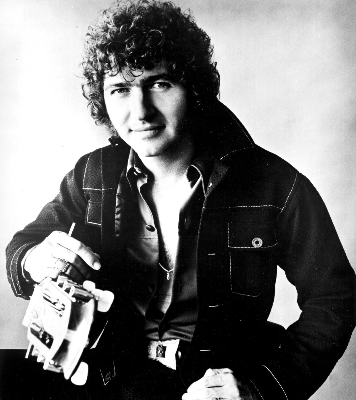 Mac Davis rond 1970. Beeld Getty