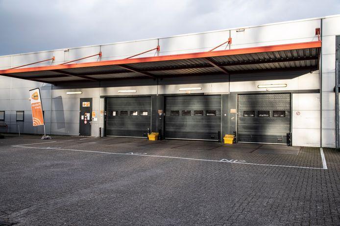 Het afhaalpunt van PostNL aan de Van Rosenburgweg in Nijmegen bevindt zich op 7,8 kilometer afstand van het centrum van Nijmegen.