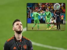 Kritiek na penaltydrama De Gea: 'Solskjaer had Van Gaal moeten kopiëren'