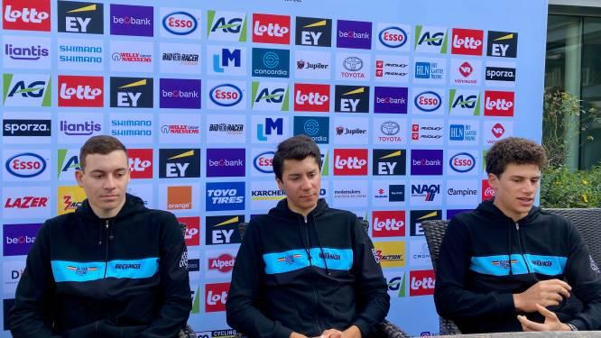 """Jonathan Vervenne start zonder complexen aan zijn WK-tijdrit: """"Op het BK had ik ook geen podium verwacht, je weet dus maar nooit"""""""
