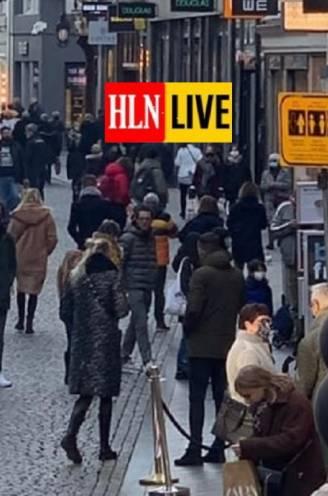 LIVE. Politie grijpt in nadat er opnieuw te veel volk opdaagt op Brusselse Grote Markt - Voorzitter Nederlands Veiligheidsberaad roept op bij drukte iets te doen aan toeloop Belgen