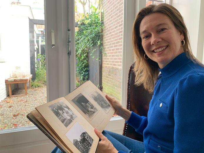 De Utrechtse Willeke Binnendijk (42) runt de Nederlandse tak van MyHeritage