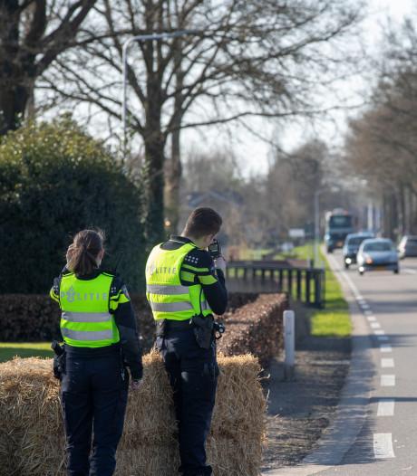 Man uit Amerongen hindert politiecontrole in Elst
