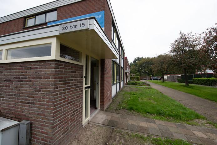 De toekomstige museumwoning in Nagele.
