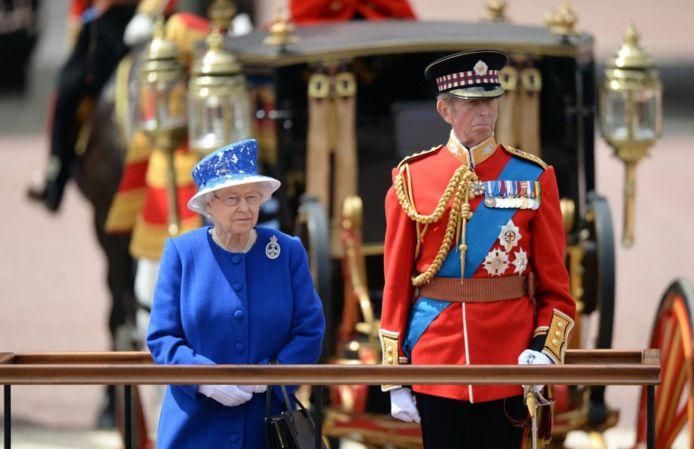 Queen Elizabeth vindt steun bij Edward van Kent.
