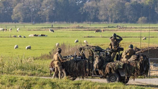 Militairen oefenen volgende week in Berkelland