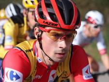 Roglic mist trainingsstage Jumbo-Visma 'door coronageval in nabije omgeving'