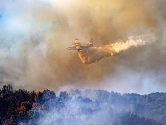 Wereld van verschil in Italië: overstromingen in het noorden, bosbranden in het zuiden