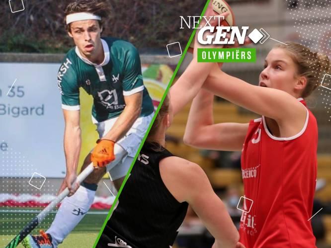 Zoon van ex-profvoetballer die gouden hockeysucces moet verlengen en Cat die Tokio-tranen wil uitwissen: deze Belgische talenten gaan voor olympische glorie in Parijs