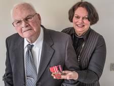 Eindelijk erkenning van Defensie voor 91-jarige Maldenaar