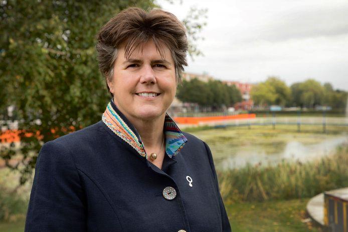 Ina Adema, de nieuwe commissaris van de Koning in Brabant.