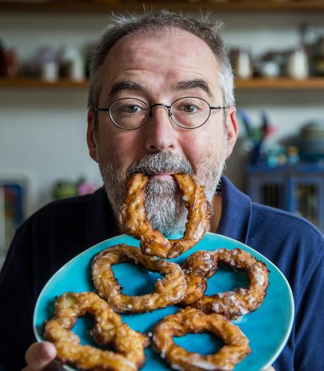 Ronald Giphart maakt vette Franse krulletjes