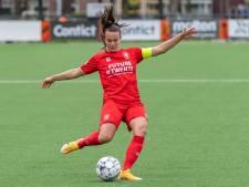 Renate Jansen van FC Twente verkozen tot de beste speelster van de eredivisie