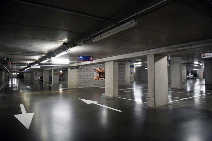 De stad telde 6,5 miljoen euro neer om de plaatsen aan te kopen in Parking Vaartkom.