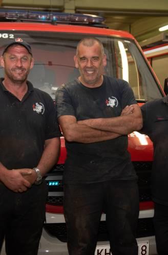 Wetterse brandweerploeg redt leven 40er tussen puinhopen Pepinster