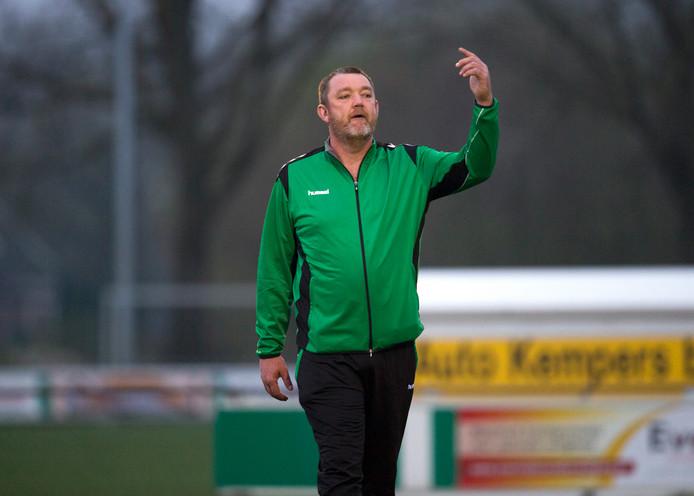 KSV-trainer Marco Engelberts bereikte met zijn ploeg de volgende ronde.