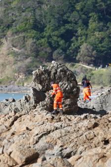 Disparition de Théo Hayez: les recherches se poursuivent autour du phare de Byron Bay