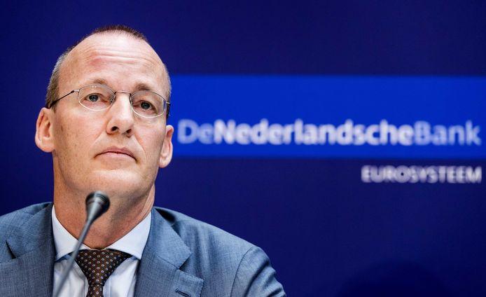 President Klaas Knot van De Nederlandsche Bank stuurt aan op een ander pensioenstelsel.