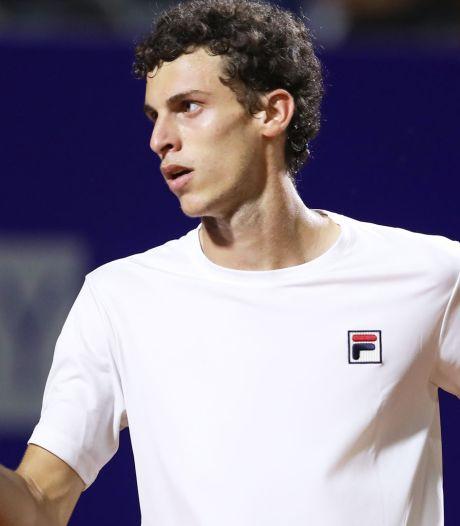 Sensation à Cordoba: premier titre et bond de 154 places à l'ATP pour l'Argentin Cerundolo