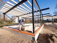 Nieuwe Natuurhus in Almelo schiet als paddenstoel uit de grond: 'Hier kunnen we trots op zijn'
