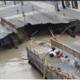 Gigantisch verdwijngat in straten van Canadese hoofdstad Ottawa
