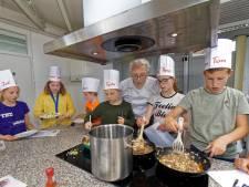 Oosterhoutse kinderen op kookcursus: 'Samen koken is het allerleukste'
