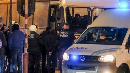 Parket laat drie relschoppers vrij na rellen van zaterdag, een minderjarige voor de jeugdrechter