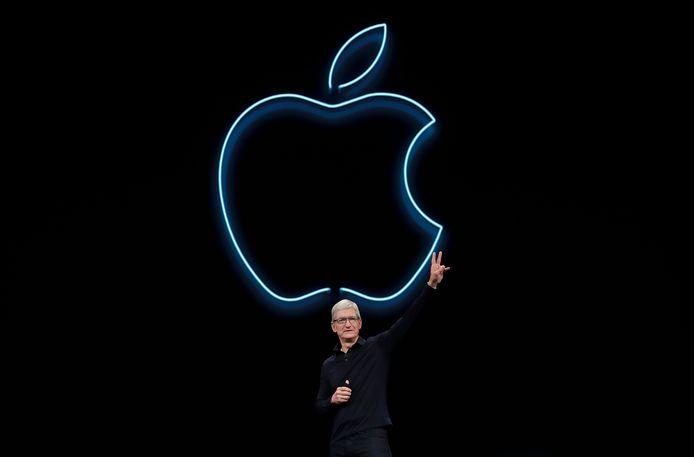 Tim Cook, le patron d'Apple