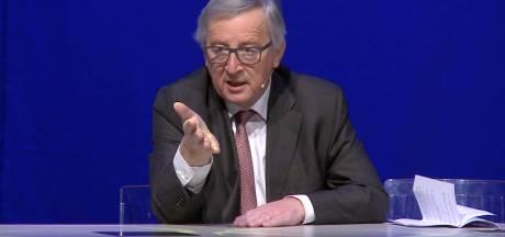 Juncker waarschuwt voor Brexit-kopieergedrag