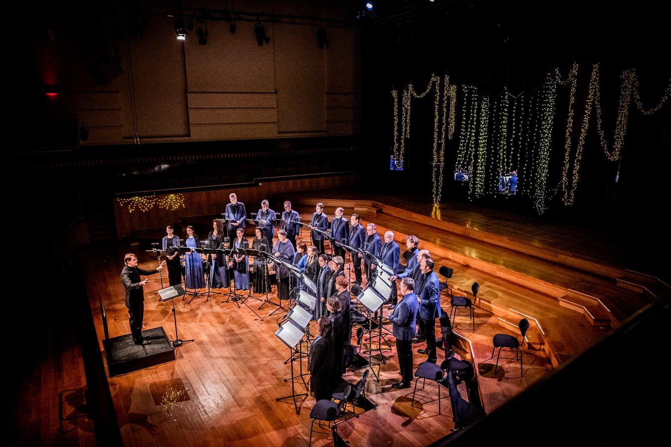 Het Vlaams Radiokoor komt voor het eerst in tien jaar niet naar de Lierse Jezuïetenkerk voor een kerstconcert.