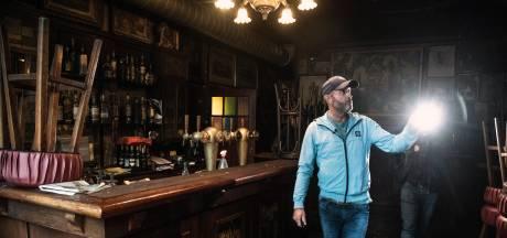 Wat is het verhaal achter de cafébrand bij 't Paleis in Nijmegen? 'Spooky, vind je niet?'