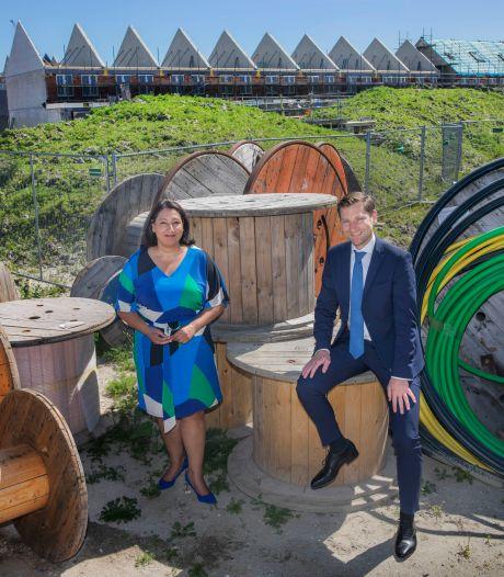 Uniek experiment: Rijswijk laat woningen bouwen en verhuurt ze vervolgens aan onderwijzers en agenten