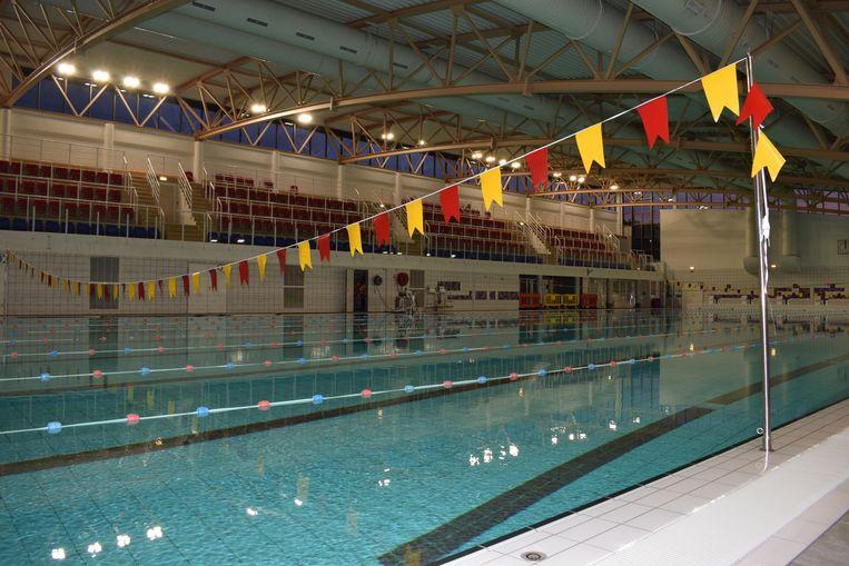Het competitiezwembad van Puyenbroeck blijft dit weekend dicht.